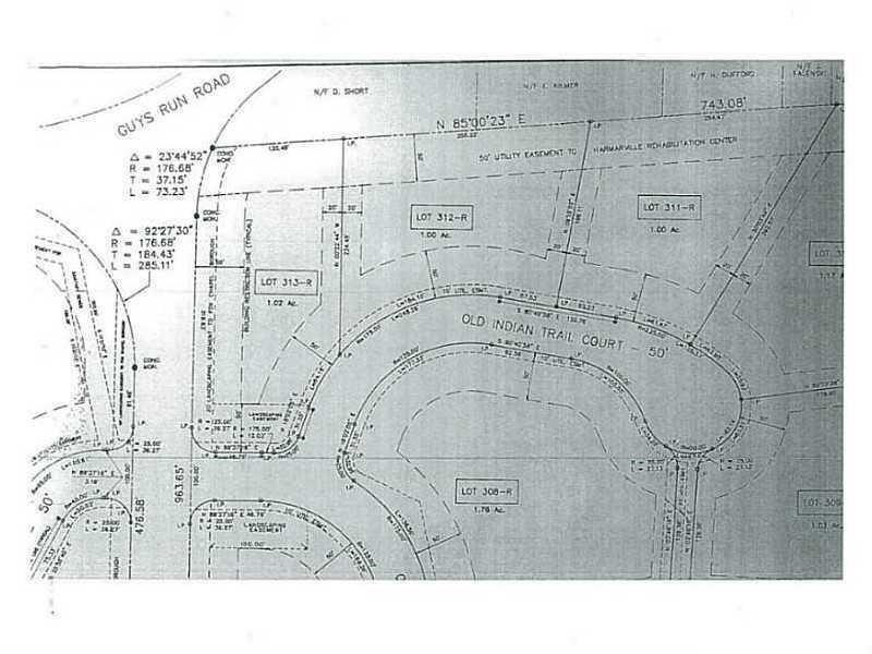 LOT 313 Old Indian Trail Photo 7